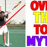 tennis topspin