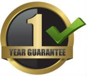 1-year Money-Back Guarantee!