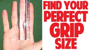 How to Measure Tennis Grip Size