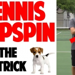 Tennis Forehand Topspin Technique