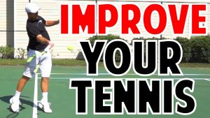 How to Improve Your Tennis