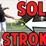 Hit Solid Tennis Ground Strokes