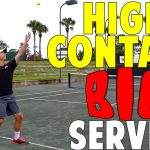 High Contact for Big Serves