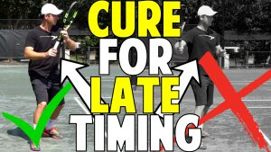 The Cure for Late Timing