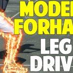 Modern Forehand Leg Drive