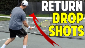 How to Return a Drop Shot