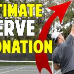 Tennis Serve Pronation
